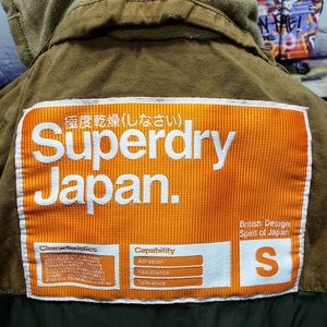Superdry Japan Jacket🧥